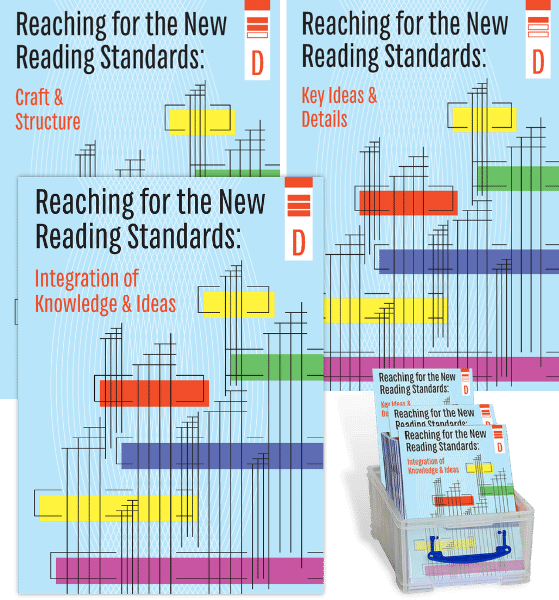 Reaching for the New Reading Standards