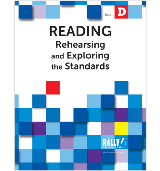 Reading: Rehearsing and Exploring the Standards