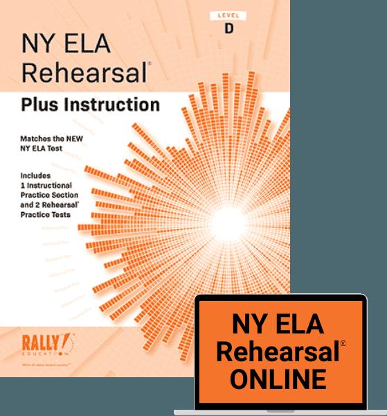 NY ELA Rehearsal Plus