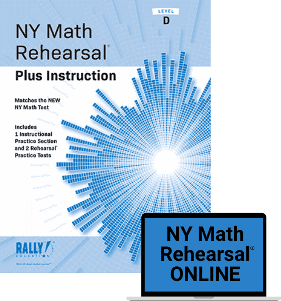 NY Math Rehearsal Plus
