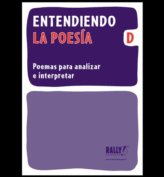 Understanding Poetry Spanish