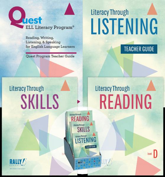 Quest Literacy Program