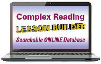 Complex Reading Lesson Builder