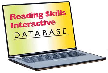 Reading Skills Database ONLINE