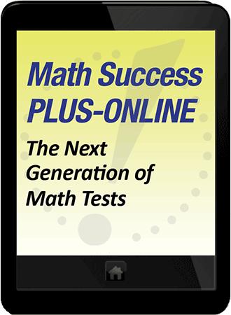 Math Success Plus Online